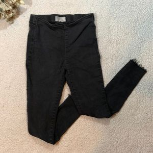 Free People Black Size 29 jeggings